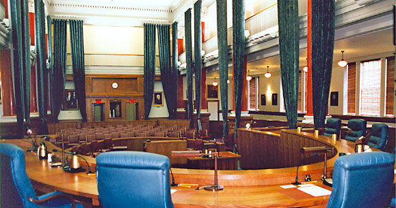CT Appellate Court Bench