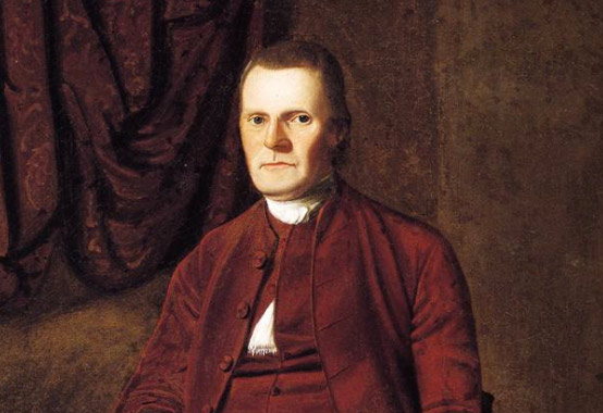 essay on roger sherman Dose of connecticut legal history- story concerning roger sherman's role in creating the connecticut compromise.